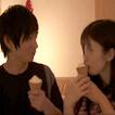【東惣介】仕事優先で約束を守ってくれない彼氏。まさか会いにきてくれるなんて思わなくて…一緒にアイスを食べていると言われた言葉にキュンとしちゃう 女性向け無料アダルト動画