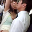 満員バスでやたら距離が近いイケメンサラリーマンが痴漢してきて… 女性向け無料アダルト動画